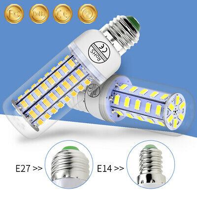 E27 E14 B22 LED Maïs Ampoule 7W12W15W18W20W 5730SMD Blanc Chaud/Froid Lamp 220V