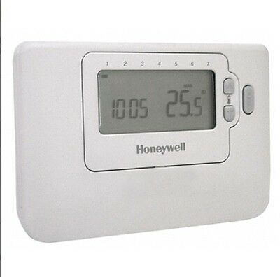 Brand New Honeywell CM707 7 Day Programmable Wired Room Thermostat Stat