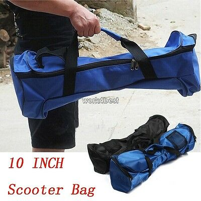 """10"""" Backpack Handbag For Electric Scooter Carrying Bag Mini Hover Board Package"""