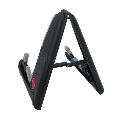 Plastic Foldable Floor Stand with Silicon Cushion for Ukulele Violin Mandolin