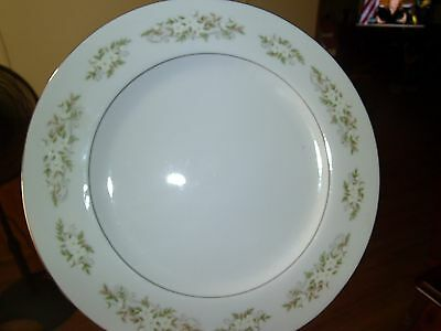 International Silver Co 326 Springtime Dinner Plate Japan Fine China