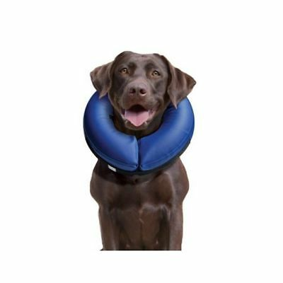 "Buster Post Surgery Inflatable Dog Pet Collar Alternative To ""Lampshade"" Collars"