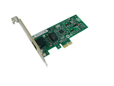 PCI EXPRESS  Carte PCIE 10/100/1000 Gigabit Ethernet - INTEL - NETWORK BOOT CARD