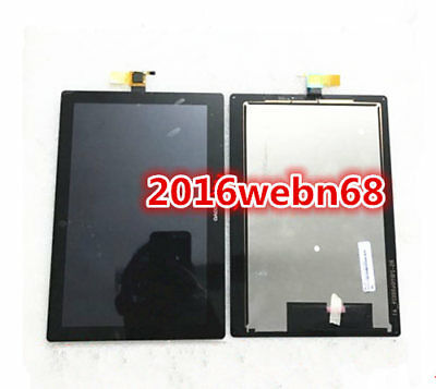 LCD Display+Touch Screen Digitizer Assembly For Lenovo TAB 3 TB-X103F Replace