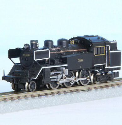 Rokuhan T019-3 Steam Locomotive C11 Number 165 Type - Z