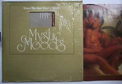 Mystic Moods Orchestra Love The One You're With US 1975 LP + Inner Easy Listenin