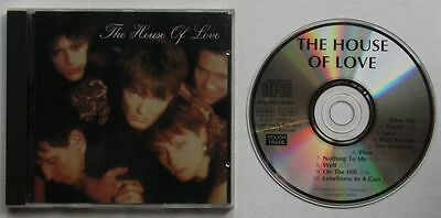 The House Of Love German 1988 CD