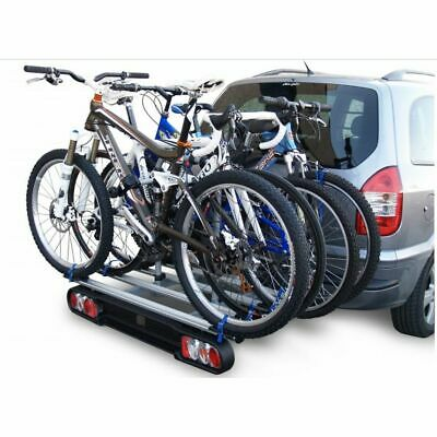 M-Way Foxhound 4 Bike / Cycle 50mm Towbar / Towball Carrier / Rack  -  BC3014
