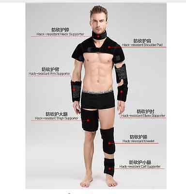Knife Stab Fighting Protection Armour Armor Fight Self Defense Suit Professional