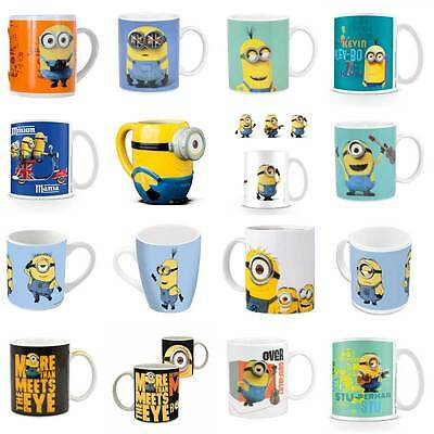 Minion Mugs - Lots of Designs