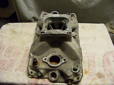 Edelbrock Torker Intake Manifold Part for Small Block Chevy 283 - 383 #2725