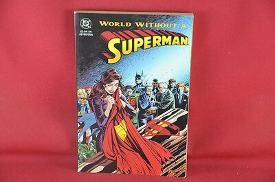 World Without A Superman | DC Comics