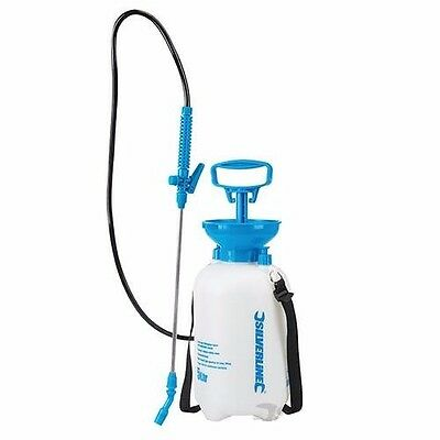 Pressure Sprayer 5L Gardening Water Pesticide Weed Killer Fertiliser Spray U66