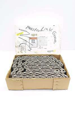 New Diamond X-6174-70P 140 10.21Ft Double Strands Cottered Roller Chain D536939