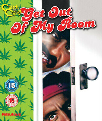 Cheech and Chong: Get Out of My Room Blu-ray (2016) Cheech Marin ***NEW***