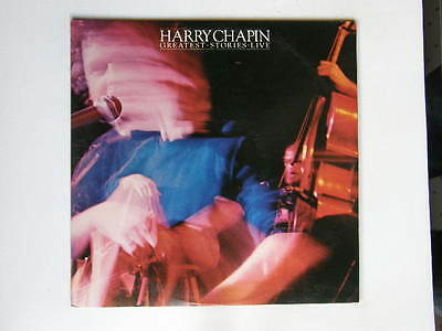 Harry Chapin - Greatest Stories Live USA 1976 2LP FOC
