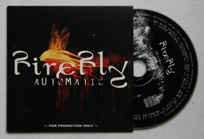 Firefly Automatic Advance Cardcover CD 2003 Melodic Hardrock