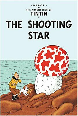 The Shooting Star (The Adventures of Tintin) by Herg� Paperback Book The Cheap