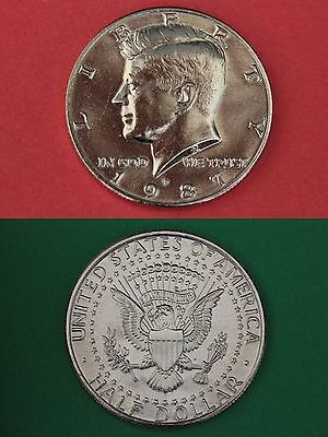 1987 P John Kennedy Half Dollar Uncirculated From Mint Set Combined Shipping