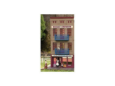 Piko G Scale Michael's Emporium Building Kit | Ships In 1 Business Day | 62266