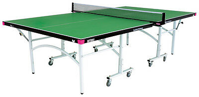 Butterfly Easifold Indoor Table Tennis Table Green