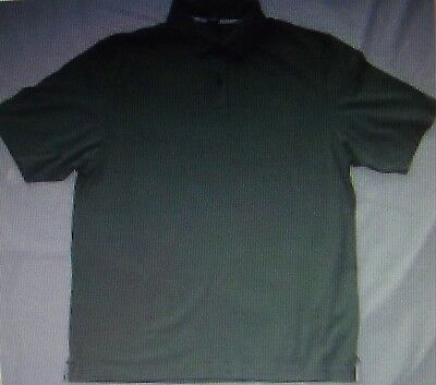 LOT-OF-3 New MENS SMALL GREEN POLO SHIRT by HYP S