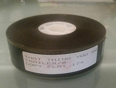 That Thing You Do 35mm Movie Trailer Reel Tom Hanks