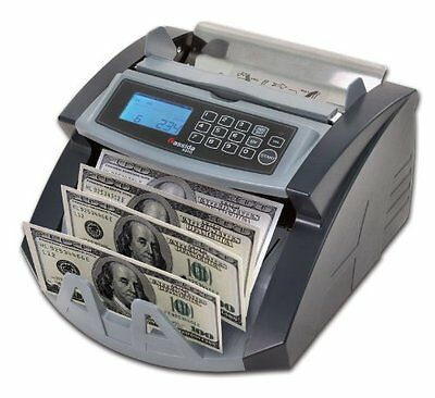 Cassida 5520UV BILL COUNTER, Lightweight & Compact Currency CASH COUNTER