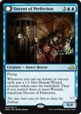 MTG 1x Docent of Perfection - Eldritch Moon FREE SHIPPING!