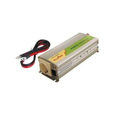 Inverter Soft Start Alcapower 600W Input 10-15Vcc Out 220Vac 912332