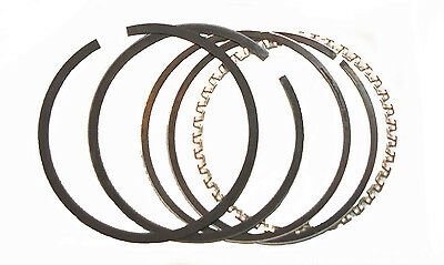 Honda CG125 piston ring set standard (77-00) bore size 56.50mm, fast despatch