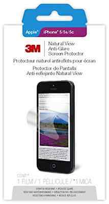 3M Anti-Glare Screen Protector for Apple iPhone 5/5s/5c (NVAG828762)