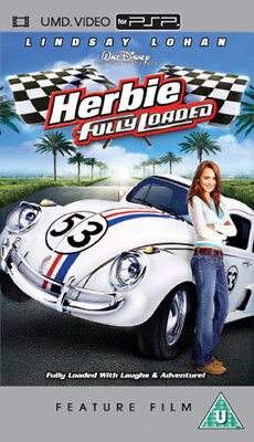 Herbie: Fully Loaded [UMD Mini for PSP] DVD