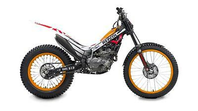 2017 Montesa Honda Cota, 4RT MRT260 Repsol Factory, Trials Bike