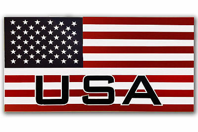 "U.s.a. Letters Beach Bath Towel American Flag Red Stars And Stripes 30"" X 60"""