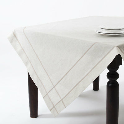 Saro Drawn Work Tablecloth