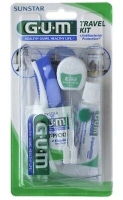 Sunstar Italiana Gum Travel Kit Viaggio