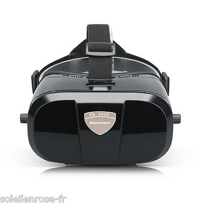 NUOVO GBS-V3 3D VR Virtual Reality Occhiali Video per Apple iPhone 5s 6s 7 PLUS