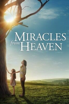 Miracles from Heaven [New DVD]