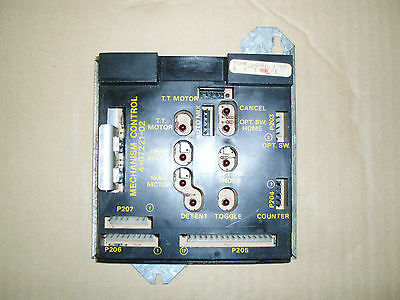 Rowe Ami jukebox R84 to R89 Mechanism control board  -  soak tested and working