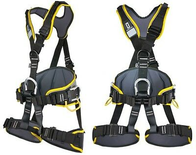 Singing Rock Profi 3D STANDARD Full Body 5PT Harness (M/L) Rescue Positioning