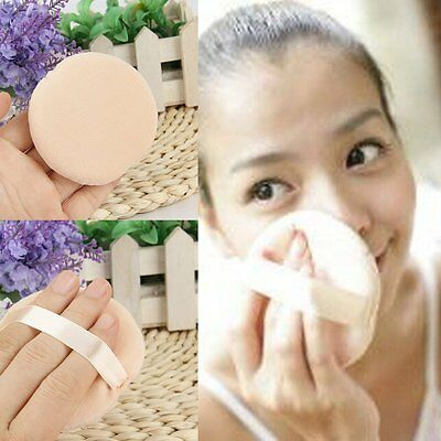 Large Sponge Powder Puff Facial Face Body Makeup Cosmetic Beauty Foundation Tool