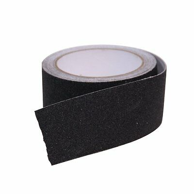 "Camco 25401 Non-Slip Grip Tape for Steps (2"" x 15', Black) (25401) AOI"