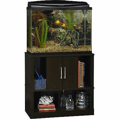 Altra Furniture Laguna Tide 37 Gallon Aquarium Stand