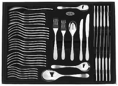 JUDGE Windsor 44pc Cutlery Set Polished. Cutlery/Fine Dining/Tableware. BF58