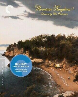 Moonrise Kingdom (Criterion Collection) [New Blu-ray] Ac-3/Dolby Digital, Digi