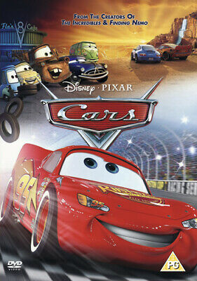 Cars DVD (2006) John Lasseter cert PG Highly Rated eBay Seller Great Prices