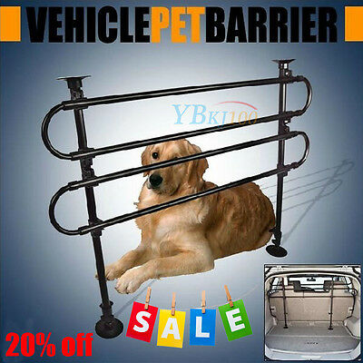 Heavy Duty Universal Car Pet Dog Barrier Wall Grill Safety Guard Fence Fence Uk