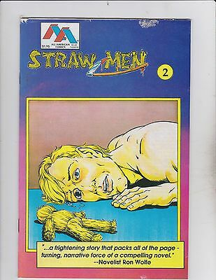 All American Comics! Straw Men Issue 2!