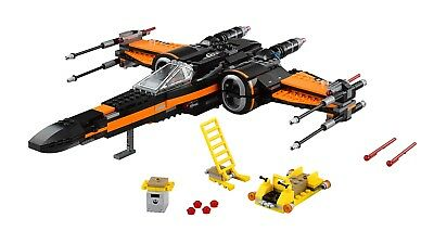 LEGO Star Wars - 75102: Poe's X-wing Fighter - No Minifigures/Box